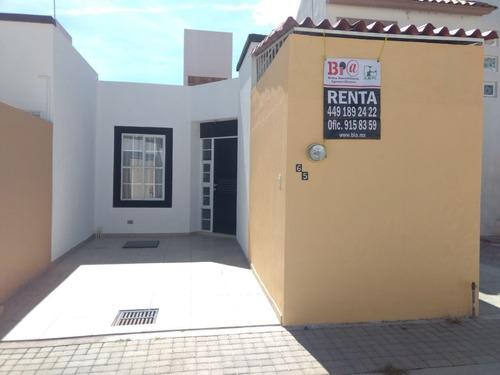 Casa Renta Amueblada San Gerardo