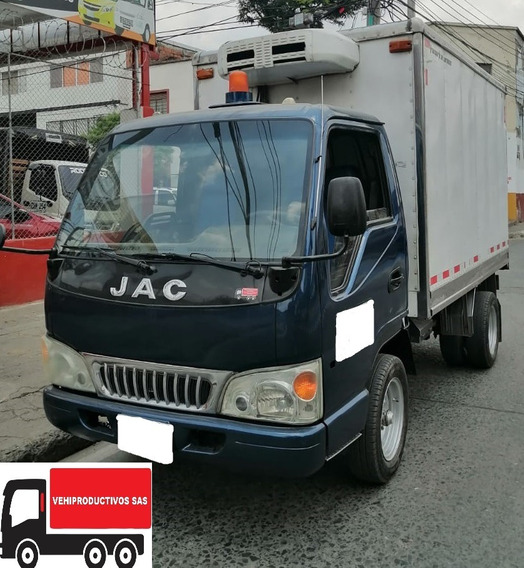 Jac 1035 Furgon Aislado 2010