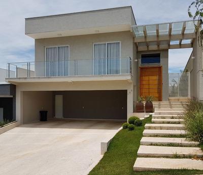 Casa Residencial À Venda Condomínio Vale Das Águas