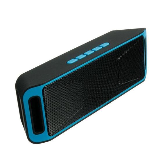 Caixa De Som Stéreo Subwoofer Com Bluetooth Importado
