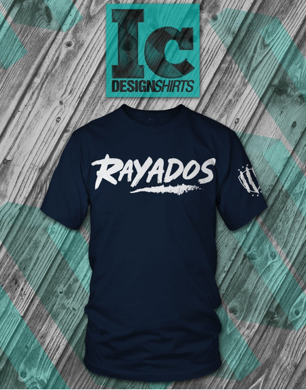 Playeras Rayados - Ic Design Shirts.