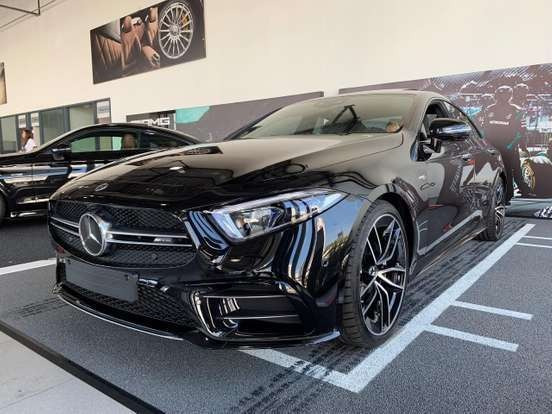 Mercedes Cls 53 Amg 3.0 I6 Gasolina 4matic+ 9g-tronic 2019