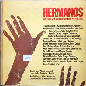 Hermanos Lp Single Cantare, Cantaras Roberto Carlos 13215