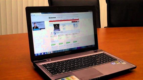 Laptop Lenovo Ideapad Core I5 4gb Ram Dd500 Gb Pantalla 15,6