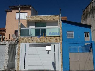 Ótima Casa Assobradada No Jd Santa Maria - 526adm