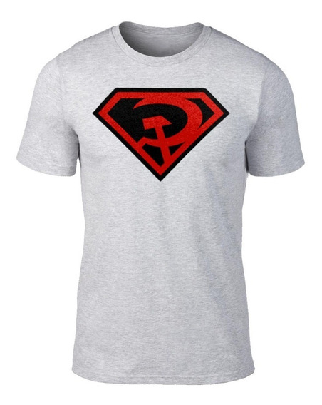 Playera Superman Red Son Kingdom Come
