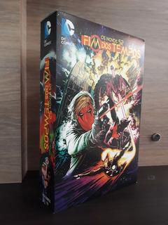 Coleção Hq Fim Dos Tempos Vol 1 - 10 + Box