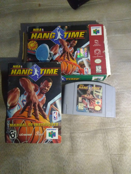 Hang Time Original 64 Para Nintendo