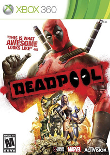 Deadpool Xbox 360 Fisico Nuevo
