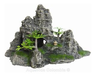 Roca Artificial Decorativa Para Acuarios