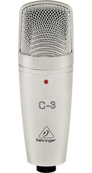 Microfone Condensador Profissional Behringer C3