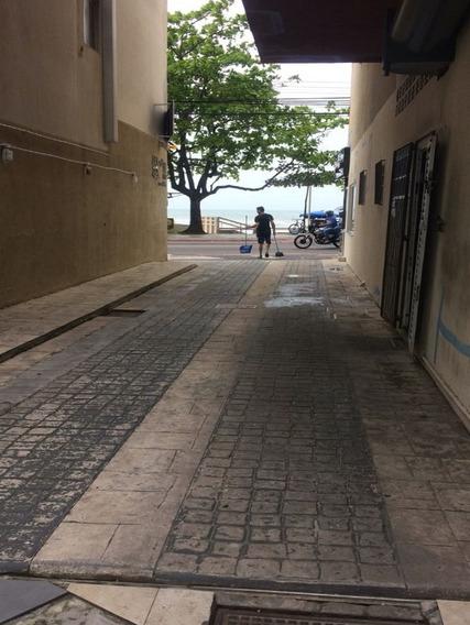 Prédio Frente Mar Apartamento Lateral, Próximo Ao Atlântico Shopping - 1d308 - 32099433