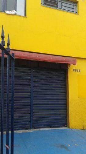 Casa Comercial Para Locação, Jardim Marajoara, São Paulo - Ca0056. - Ca0056