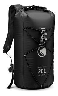 Mochila Unisex Lippi Light River Backpack 20l Negro
