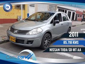 Nissan Tiida Sd Mt Aa Financio