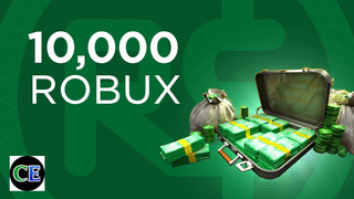 Roblox - 10.000 Robux - Entrega Inmediata