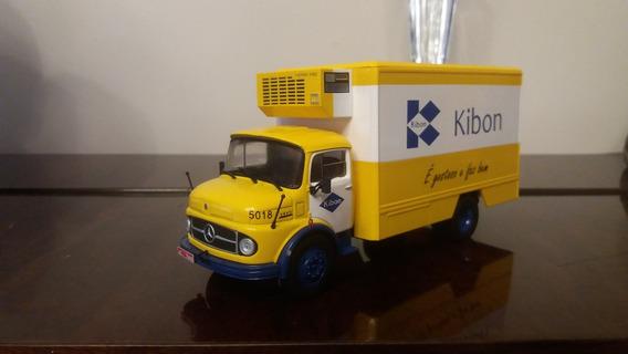 Miniatura Mercedes 1113 Kibon Escala 1:43