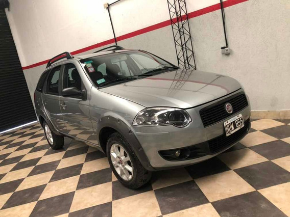 Fiat Palio 1.4 Weekend Trekking 2009 Con Gnc Impecable