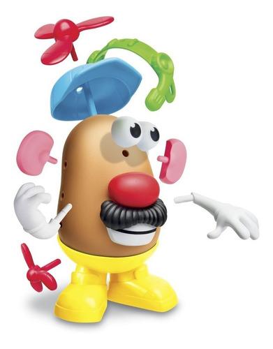 Mr Potato Head Cabeça De Batata Helicóptero Divertido Hasbro