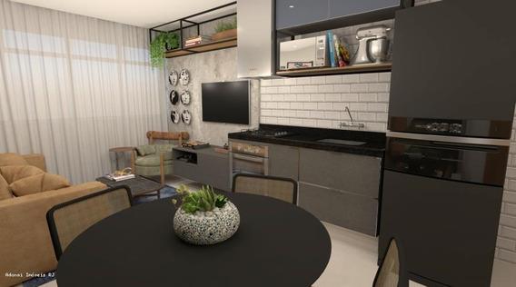 Apartamento Para Venda Em Rio De Janeiro, Botafogo, 2 Dormitórios, 2 Suítes, 3 Banheiros - _1-1414964