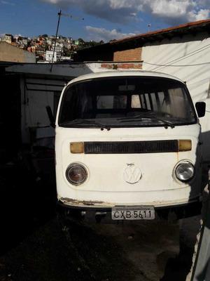 Volkswagem Kombi Cliper 1976 Boa Para Trabalhar...