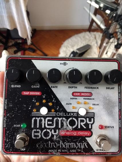 Pedal Delay Memory Boy Deluxe Tap Tempo