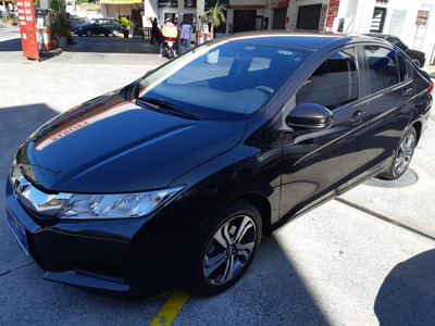 Honda City Lx 1.5 Flex 2015