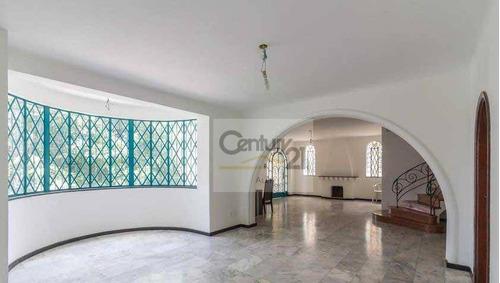 Casa De 330 M² No Pacaembu!!! - Ca0023