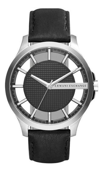 Relógio Armani Exchange Masculino Hampton - Ax2186/0pn