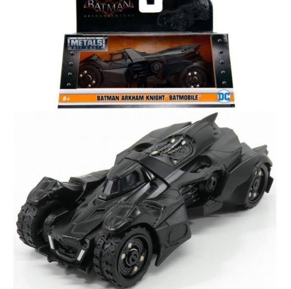 Vehiculo Batimovil Arkham Knight Dc Escala 1:32 Full