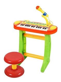 Baoli 31 Teclas Ninos Juguetes Musicales Teclado De Organo E