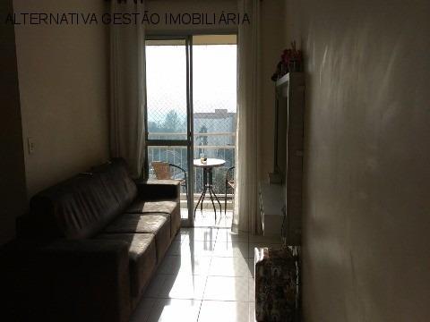 Apartamento Residencial Em São Paulo - Sp, Vila Lageado - Apv2289