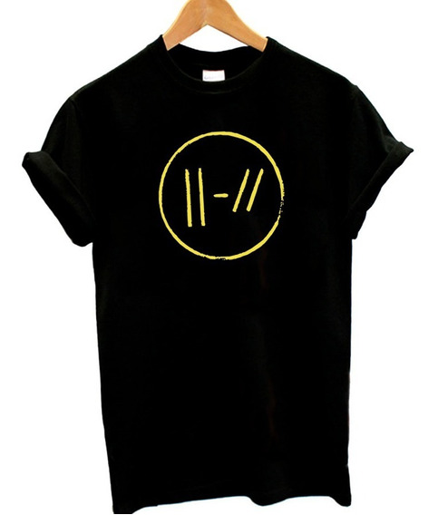 Playera Twenty One Pilots Modelo Unisex Casual Rock Street