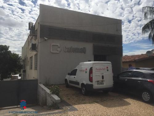 Imagem 1 de 29 de Galpão A Venda Em Campinas - Parque Via Norte - Gl00059 - 33609240