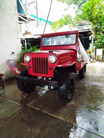 Jeep Willis Cj3b