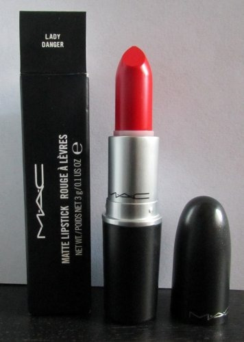 Mac - Labial Lady Dander (matte), Maquillaje 100% Original !