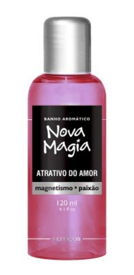 Nova Magia Banho Aromático-atrativo Do Amor- Feitiços