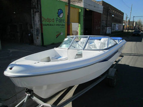 Lancha Tracker Albatros 530 Open C/mercury 60 Hp Full 2017