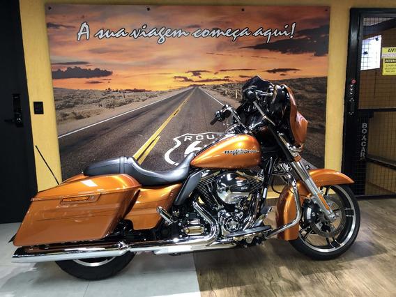 Harley Davidson Street Glide 2015 Impecável