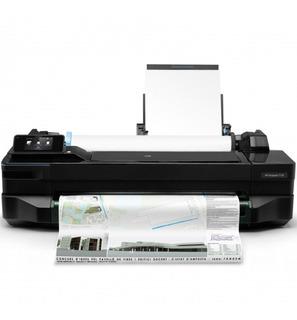 Plotter Hp T120 Designjet Eprinter 24 Pulgadas Color Cq891c