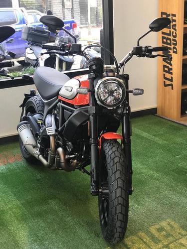 Ducati Scrambler Icon Linea Nueva 2020 0km San Isidro
