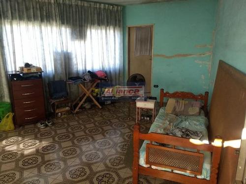 Casa Com 2 Dormitórios À Venda, 318 M² - Cidade Jardim Cumbica - Guarulhos/sp - Cód. Ca2240 - Ai14039
