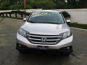 Honda Cr-v Exl Año 14