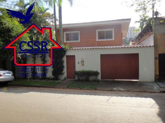 Casa À Venda / Locação No Morumbi - Ca00047 - 34299077