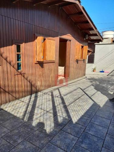 Imagem 1 de 4 de Casa Com 3 Dormitórios À Venda, 158 M² Por R$ 330.000,00 - Esplanada - Caxias Do Sul/rs - Ca0255