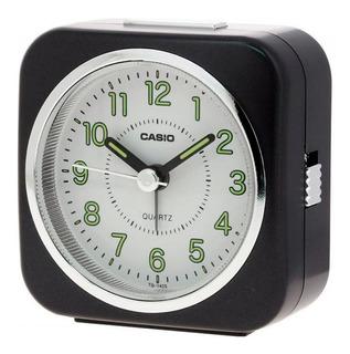 Reloj Despertador Casio Tq-143s-1d Joyeria Esponda