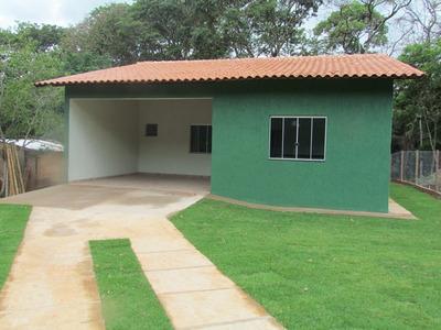 Casa Com 3 Quartos Para Comprar No Casa Branca - Parque Das Águas Em Brumadinho/mg - 1477