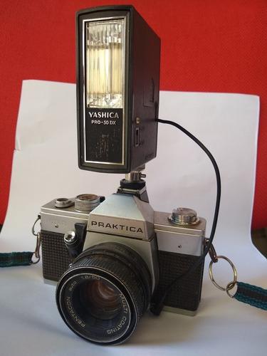 Câmera Praktica Analógica Mtl 3