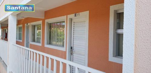 Apartamento Com 1 Dormitório À Venda, 28 M² Por R$ 150.000,00 - Jardins Diroma - Caldas Novas/go - Ap0659