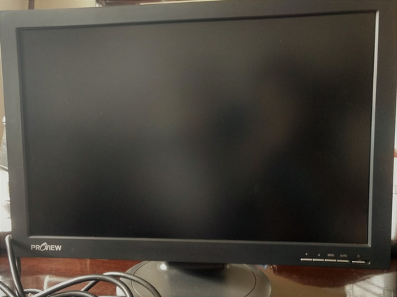 Monitor Proview Xp-911aw Led 19